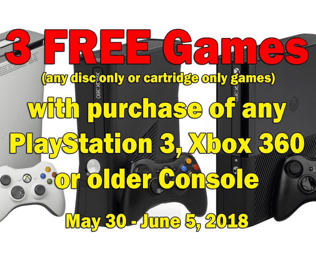 BRE Software – Fresno Retail Store | Get 3 FREE Games w