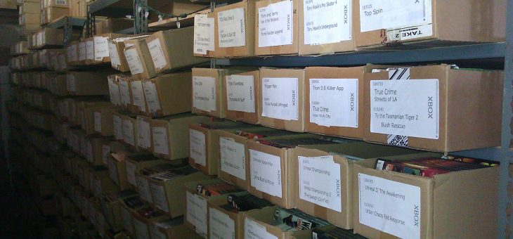 Warehouse 1 Inventory Update 2/27/17